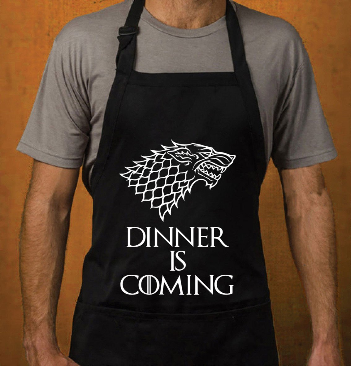 Game of thrones grill apron gift idea for men and women for Game of thrones gifts for men