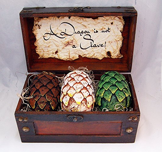 Game of Thrones Handcrafted Eggs